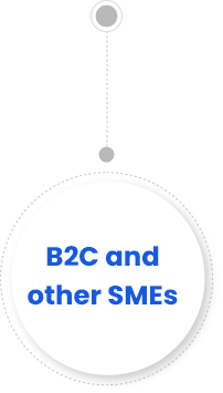 b2c and other sme dc