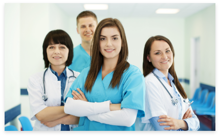 Our healthcare mailing lists